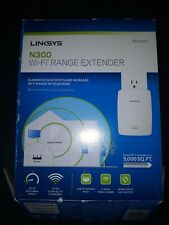 Linksys N300 WIFI Range Extender Pre Owned