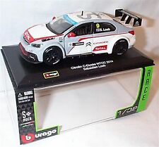 Citroen C-Elysee WTCC 2014 Sebastien Loab 1-32 Scale burago Model New in box