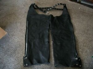 Plus Size Womens Motorcycle Chaps