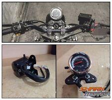 Motorcycle Odometer Speedometer Tachometer Speedo Meter for Suzuki Cafe Racer