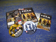 3 PC Giochi Bundle F.E. A.R. Fear extraction Point missione Perseus Oro ULTIMATE