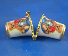 Birchcroft Needle Case -- Steiff Teddy Bears