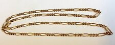Super Quality Hallmarked Solid 9ct Gold 18 Inch Figaro Link Neck Chain