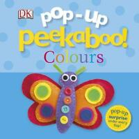 Pop-Up Peekaboo! Colours by DK, NEW Book, FREE & Fast Delivery, (Board book)