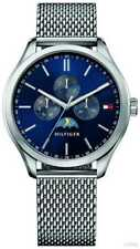Tommy Hilfiger Mens Oliver Stainless Steel Mesh 1791302 Watch - 36% OFF!