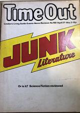New ListingTime Out April 72 Science Fiction Survey
