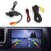 HD CCD Night Waterproof IP67 Voiture Caméra de Recul Pour Ford Focus 3C FR