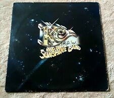 KC And The Sunshine Band Self-Titled 1978 Vinyl LP
