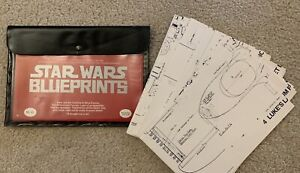 Star Wars Blueprints from Ballantine Books 1977