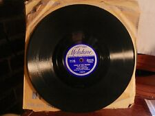 Patsy Montana I Only Want A Buddy /Pride Of The Praire  Melotone Brunwick 78 RPM