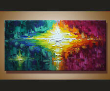 ZOPT211 large 100% handpainted abstract modern art OIL PAINTING ON CANVAS