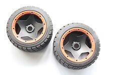 Rear On Road Wheel Tire Wheel (170 x 80)  fit HPI Baja 5B SS Rovan King motor