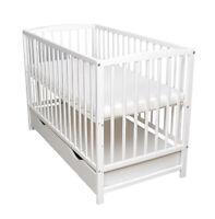 Baby Delux Matratze Kokos Buchweizen 60x120x9 cm f/ür Babybett Kinderbett Babymatratze Kindermatratze
