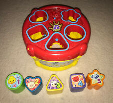 Vtech Sort And Discover Drum With Two Sound Levels Ideal For Toddlers