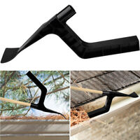 Gutter Cleaning Tool Downspout Screen Debris Scoop Home Garden Roof Cleaner AU