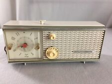 Vintage Zenith Alarm Clock AM Radio Solid State Model T2519L