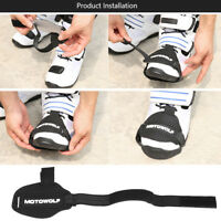 1x Motorcycle Shift Sock Boot Cover Protective Gear Shifter Shoe Boots Protector