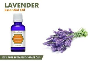 Natural Lavender Essential Oil 100% Pure Aromatherapy Oils Therapeutic Grade