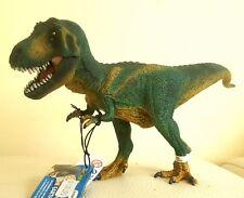 Schleich Dinosaurs Conquering the Earth - Velociraptor or Tyrannosaurus Rex NEW