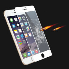 Brand New Genuine Gorilla Full Tempered Glass Protector For iPhone 8 PLUS- White