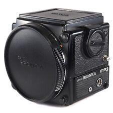 Zenza Bronica ETRSi 6x4.5 Body Only / Medium Format Film Camera + Screen (09741)