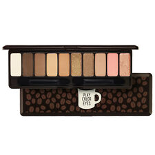 [ETUDE HOUSE] Play Color Eyes in the Cafe / Coffee Color Eye Shadow Palette New