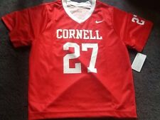 nike cornell youth lacrosse jersey sublimated
