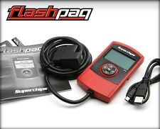 Superchips Flashpaq Handheld Tuner For 2002-2003 Dodge Ram 1500 4.7L +21 HP