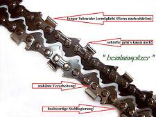 2 x Sägekette 35 cm 3/8 x 1,3 49 Treibglieder für Kettensäge Black & Decker