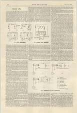 1924 elettrico montacarichi. H Marryat