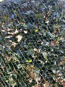 Commercial Grade Anti Bird Netting Heavy Duty Garden Poultry Polyethylene Net