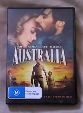 Australia DVD, starring Nicole Kidman and Hugh Jackman