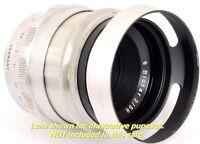Carl ZEISS PANCOLAR / ZEISS Jena DDR Flektogon 2.8/35mm fit 49mm Lens Hood E49