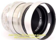 Carl ZEISS PANCOLAR / ZEISS Jena Flektogon 2.8/35 fit 49mm Vented Lens Hood E49