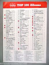 Cash Box Top 100 Albums MAGAZINE ARTICLE - 1968 ~~ The Beatles White Album