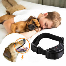 Electric Anti Bark No Barking Tone Shock Training Collar for Small Pet Dog