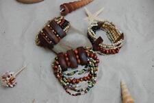 4 Beadstring Armbänder (b105Mix) Surferstyle bracelet Ethno Schmuck  Großhandel