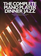 Complete Piano Player Dinner Jazz Learn to Play BLUES Guitar Music Book