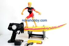 RC RTR Wave Surfing Fast Racing Surfer Easily upgrade to Brushless Motor