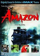 Amazon (IMAX), Excellent DVD, Jesse Corti, Mark Plotkin, Sydney Possuelo, Adrian