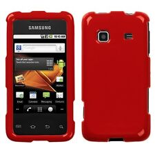 Flaming Red HARD Case Protector Snap on Phone Cover for Samsung Galaxy Precedent