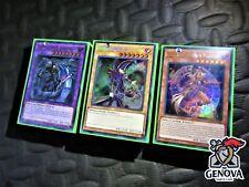 Yu-Gi-Oh! Dark Magician Deck + new sleeves