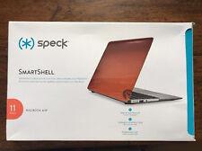 Speck SmartShell Case for MacBook Air 11-Inch, Wild Salmon Pink (SPK-A2703)