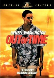 OUT OF TIME (DVD, 2004, R1) - Used Good condition