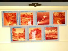 Vintage Set of Projector Slides - Cypress Gardens Florida