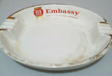 Vintage Embassy Pottery PUB Ashtray 1970S
