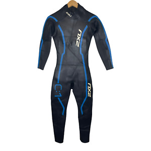 2XU Mens Full Triathlon Wetsuit Size MT (Medium Tall) C:1