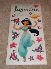 Sandylion Disney Sticker Sheet ~ Jasmine