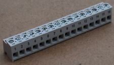 Phoenix Contact COMBICON PT 16pin 5mm Terminal Block - 100 Pieces NEW