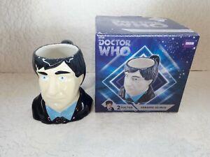 Doctor Who 2nd Doctor Patrick Troughton Ceramic Mug